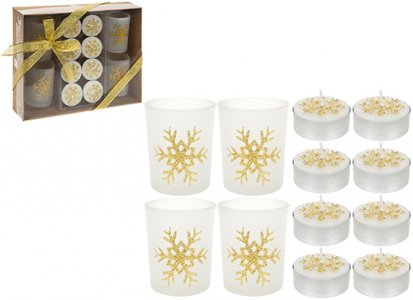 12PC TEALIGHT CANDLE