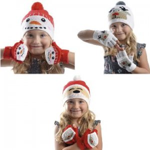 KIDS CHRISTMAS HAT &