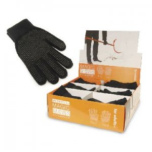 ADULTS MAGIC GLOVE WITH GRIP IN DISPLAY UNIT