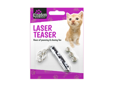 Laser Pointer Teaser