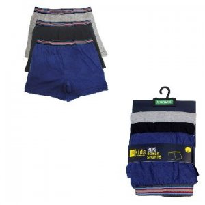 BOYS 3 PACK KNITTED