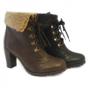 LADIES HEELED BOOT
