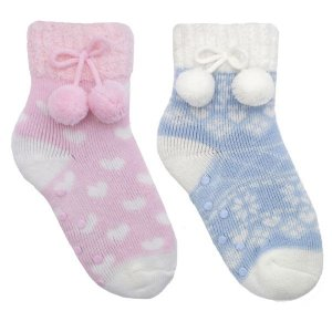 GIRLS COSY SLIPPER S