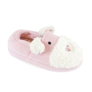 GIRLS DOG SLIPPER
